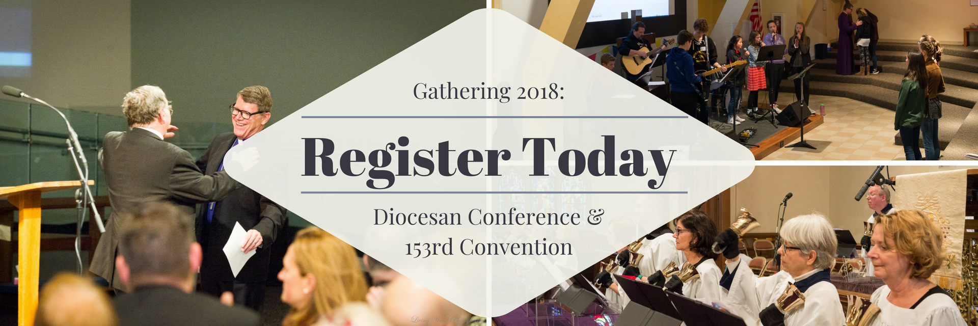 Register Now for Gathering 2018