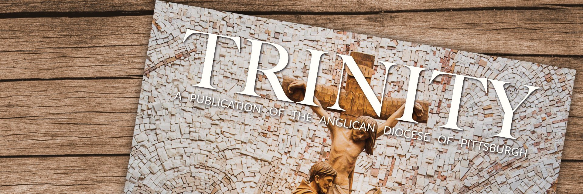 Trinity Magazine Easter Issue