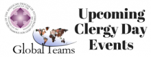 Global Teams Clergy Day Events